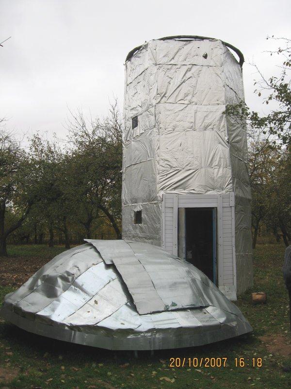 Башня обсерватории.